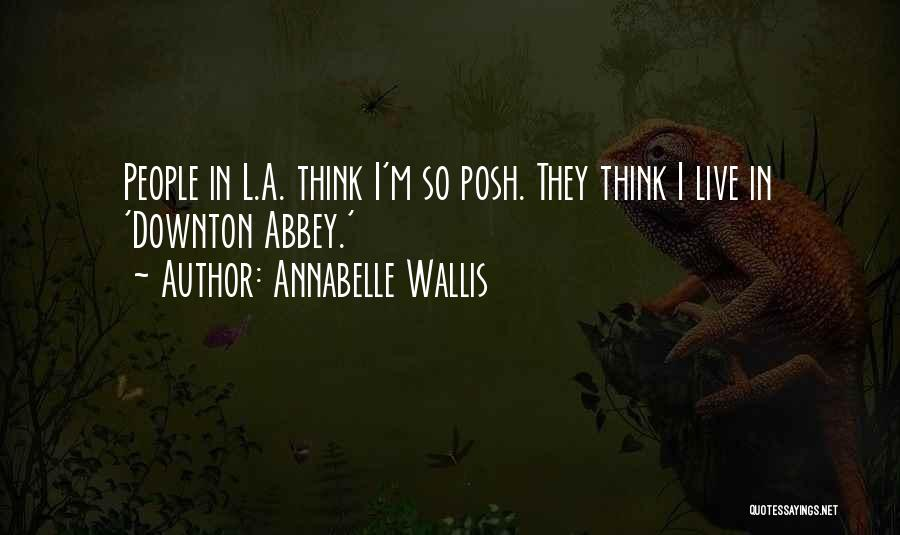Annabelle Wallis Quotes 965453