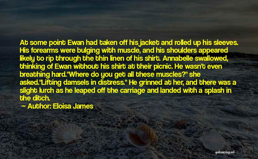 Annabelle's Wish Quotes By Eloisa James