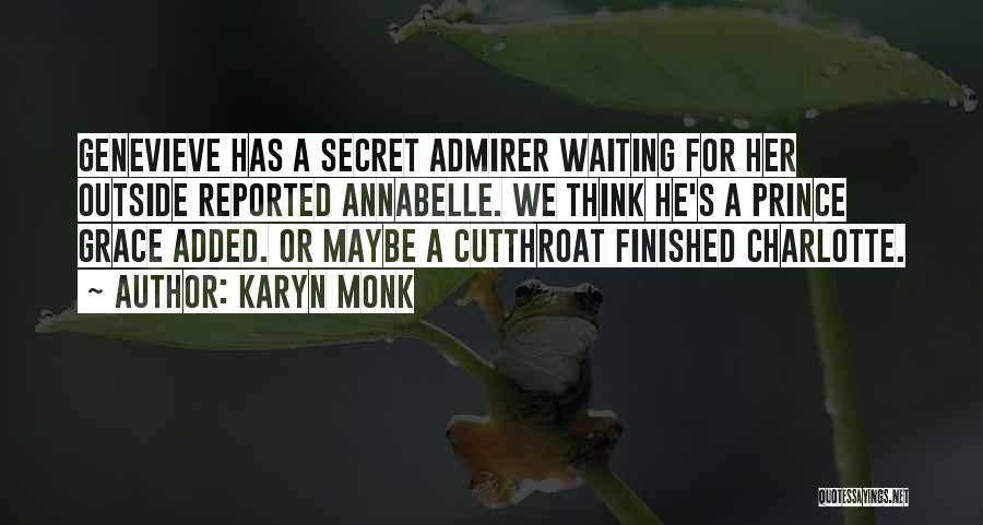 Annabelle's Wish Quotes By Karyn Monk