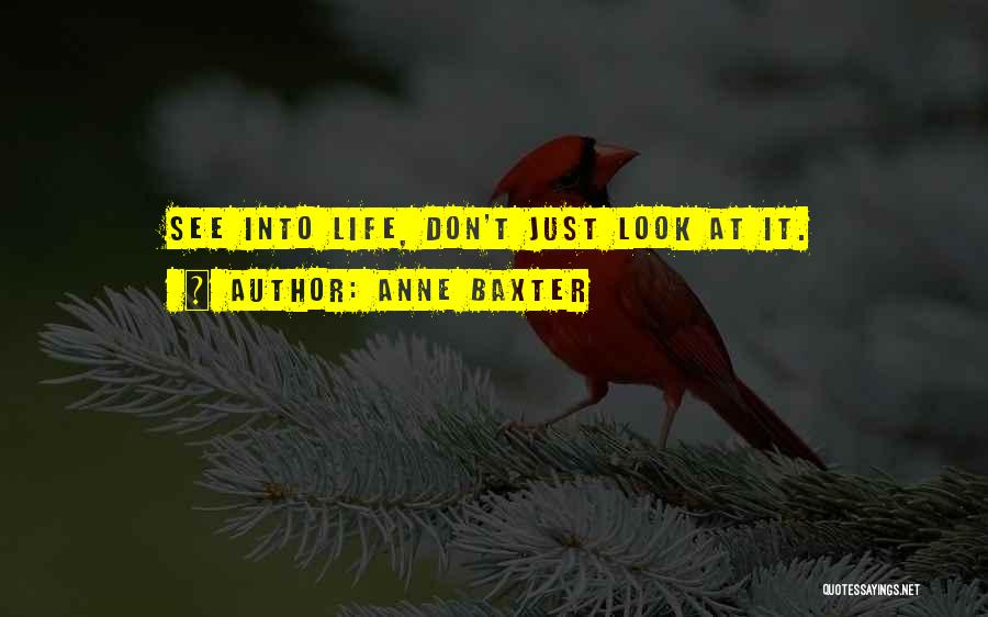 Anne Baxter Quotes 1194373