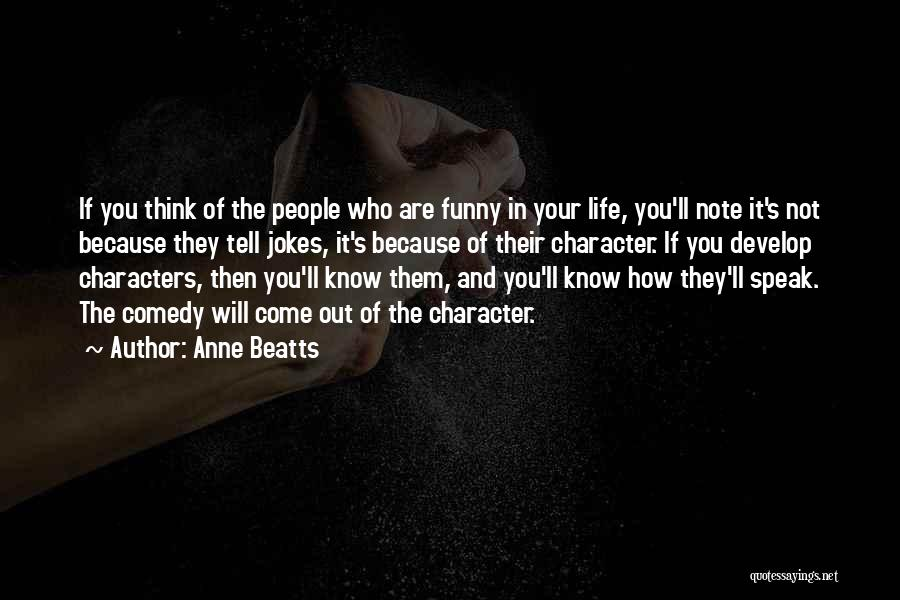 Anne Beatts Quotes 2076640
