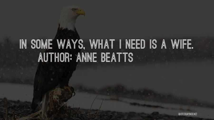Anne Beatts Quotes 978440