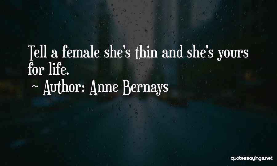 Anne Bernays Quotes 1068288