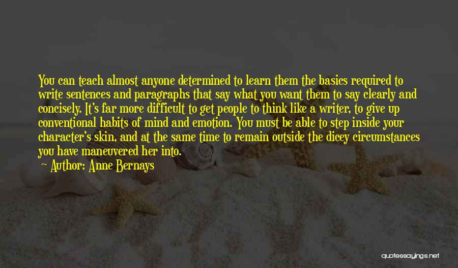 Anne Bernays Quotes 1305003