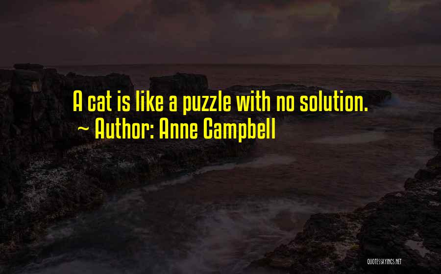 Anne Campbell Quotes 1096498