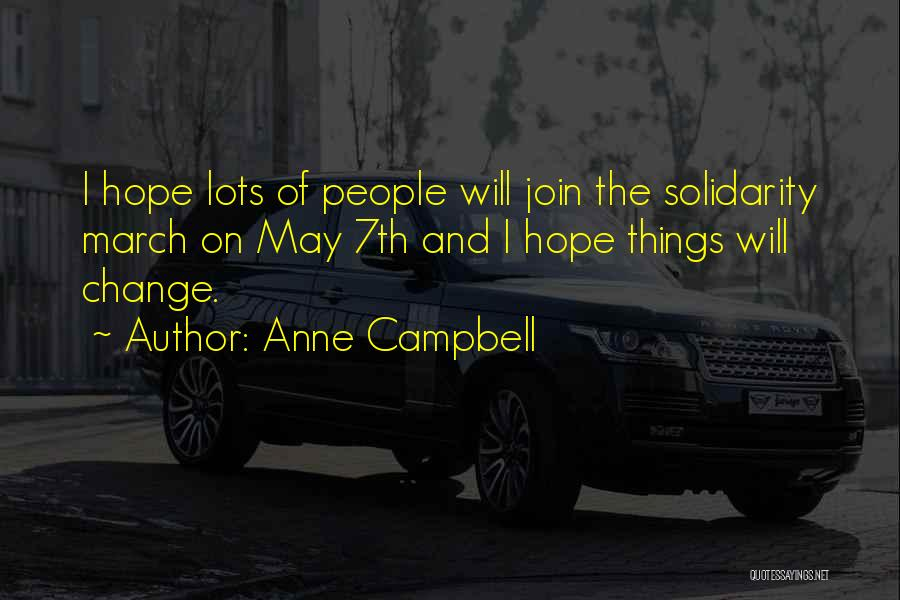Anne Campbell Quotes 171900