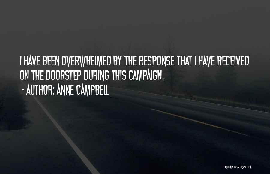 Anne Campbell Quotes 1766685