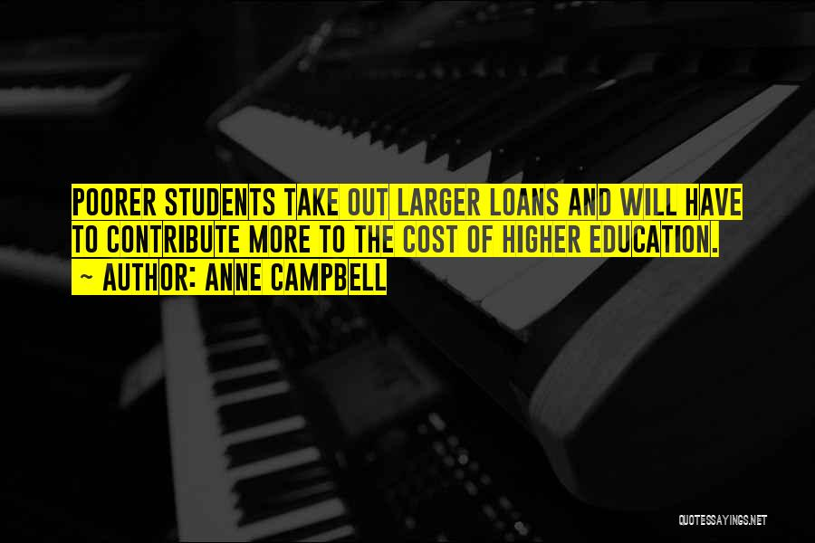 Anne Campbell Quotes 1815872