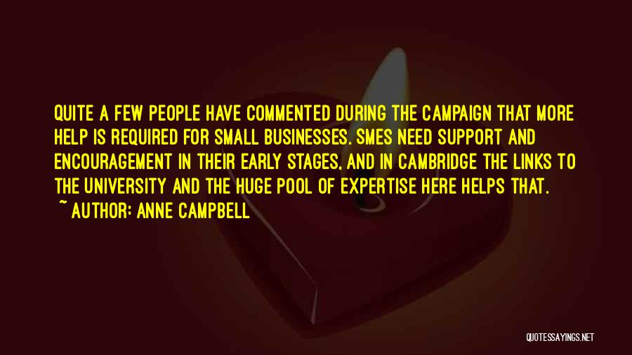 Anne Campbell Quotes 682674