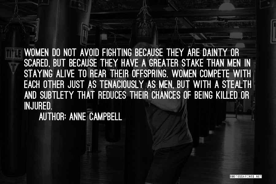 Anne Campbell Quotes 84381