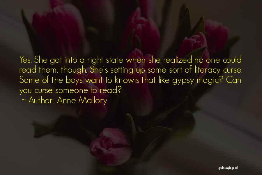 Anne Mallory Quotes 1174079