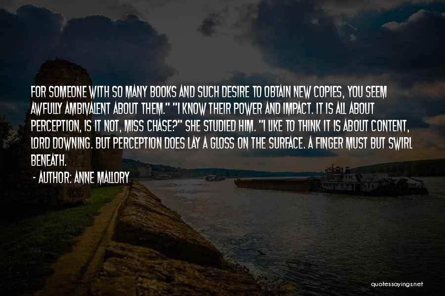 Anne Mallory Quotes 1250864