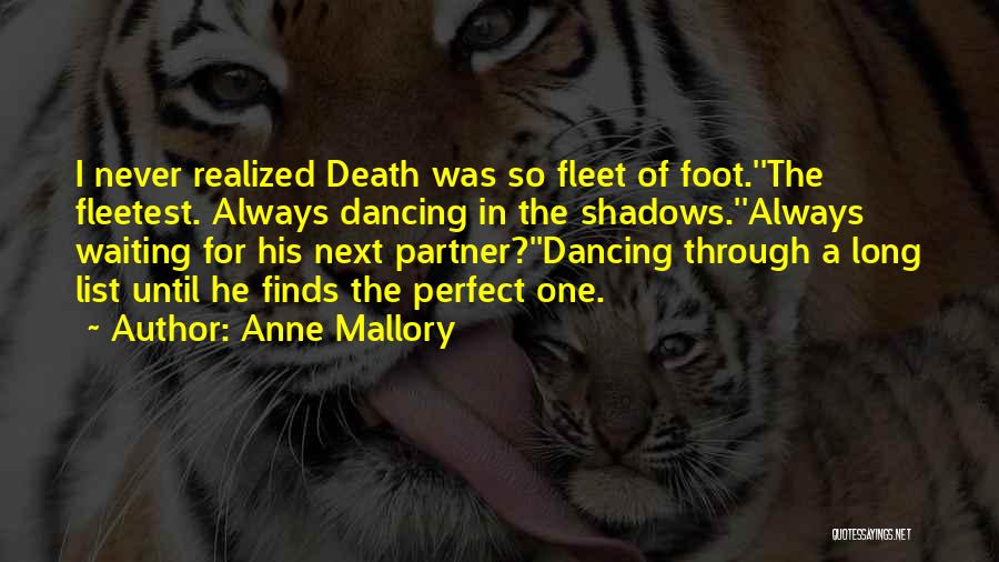 Anne Mallory Quotes 1524303