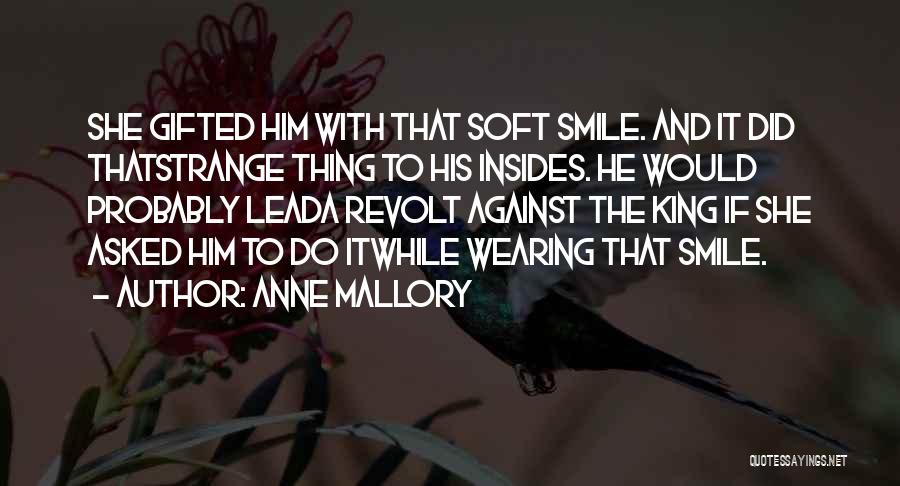 Anne Mallory Quotes 2013418