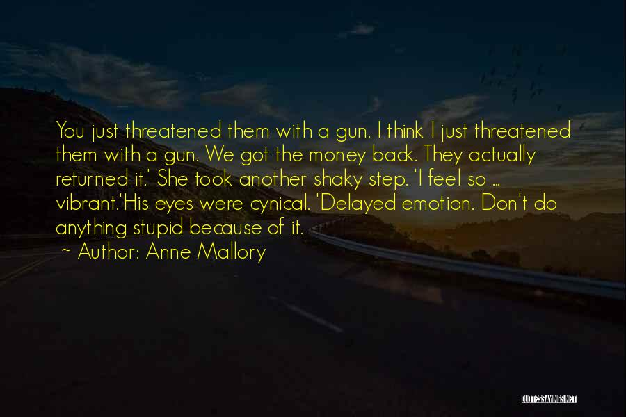 Anne Mallory Quotes 310939