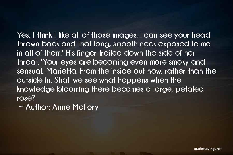 Anne Mallory Quotes 479976