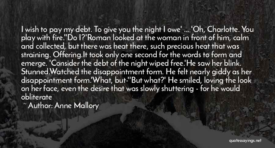 Anne Mallory Quotes 848238