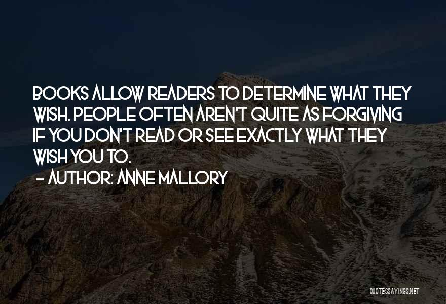 Anne Mallory Quotes 874836