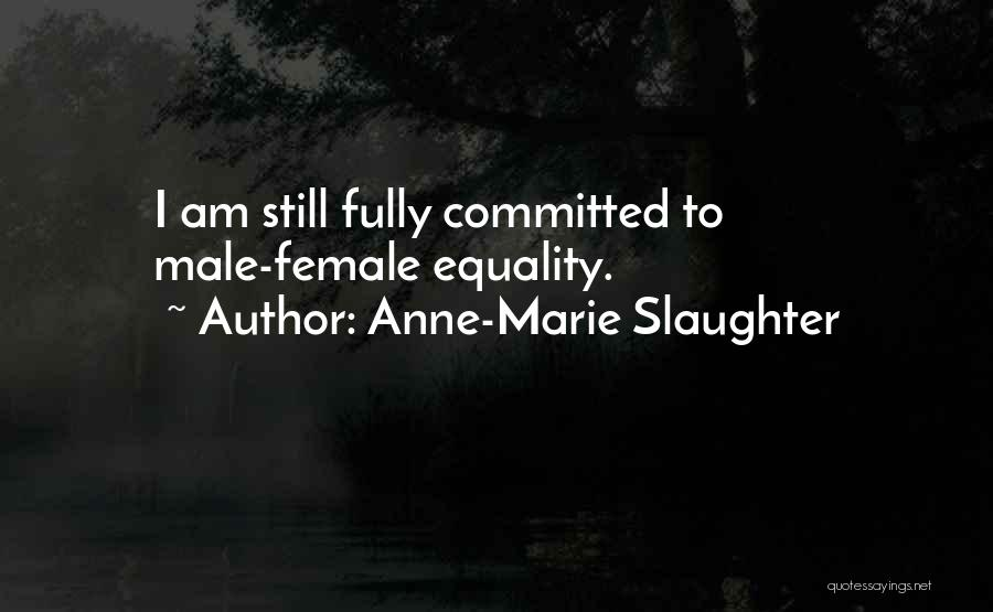 Anne-Marie Slaughter Quotes 1762994