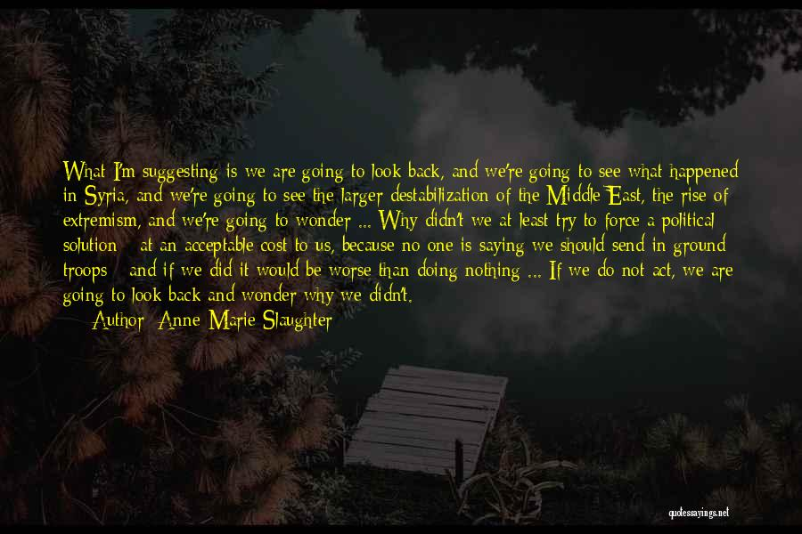 Anne-Marie Slaughter Quotes 783625
