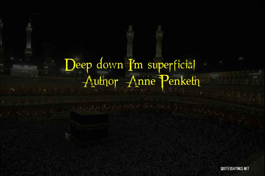 Anne Penketh Quotes 1150863