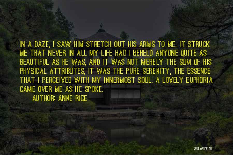 Anne Rice Quotes 107890