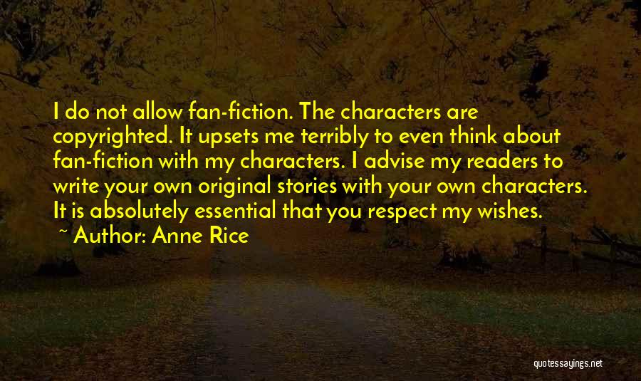 Anne Rice Quotes 141048