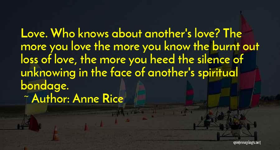 Anne Rice Quotes 141322