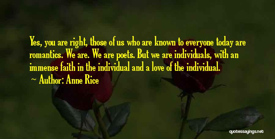 Anne Rice Quotes 1461922