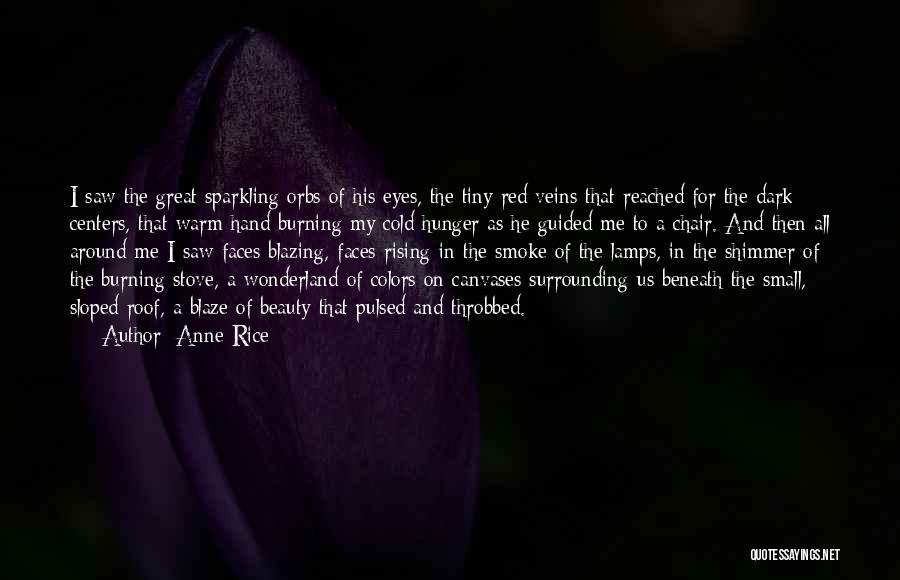 Anne Rice Quotes 1499581