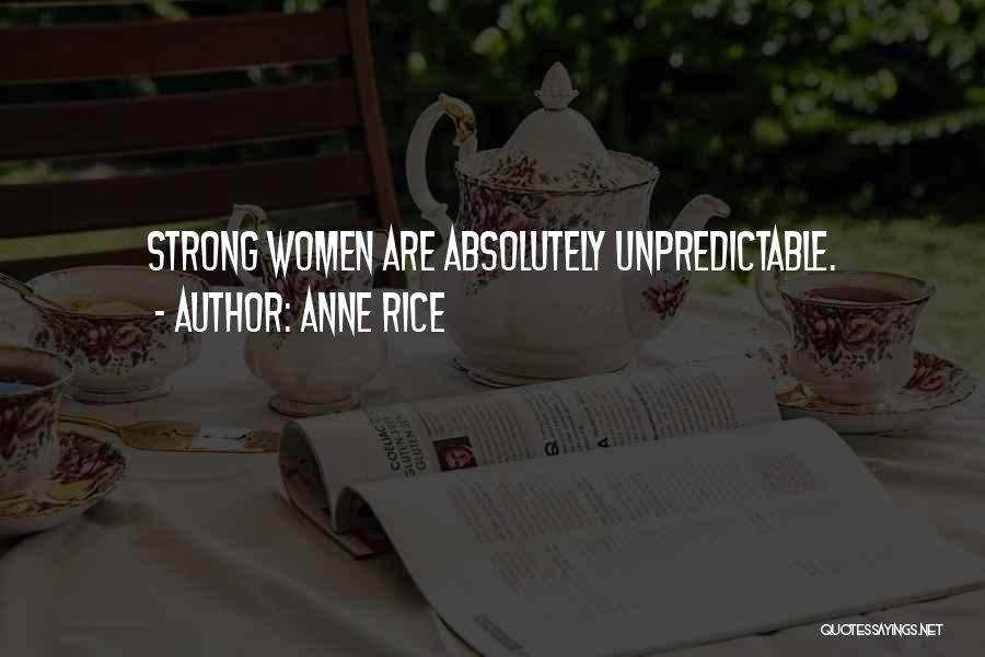 Anne Rice Quotes 1900433