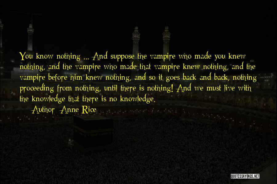 Anne Rice Quotes 1991224