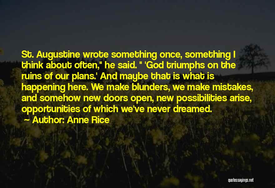 Anne Rice Quotes 2210032