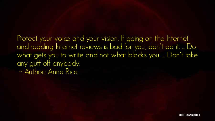 Anne Rice Quotes 654210