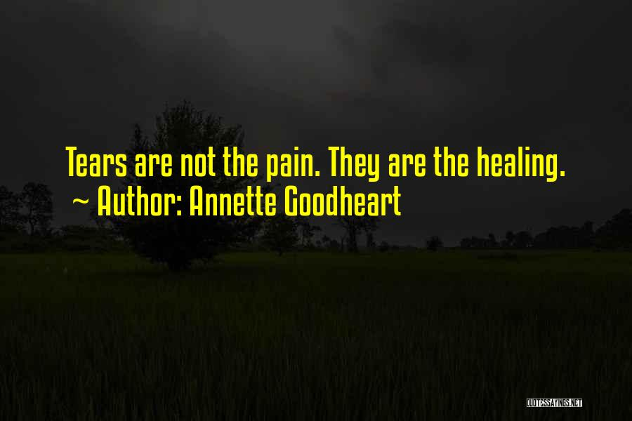 Annette Goodheart Quotes 2012442