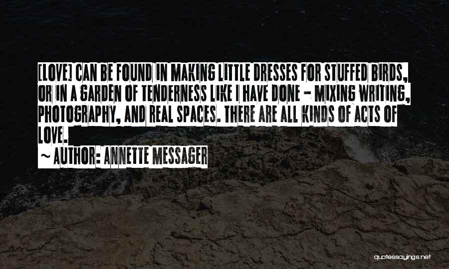 Annette Messager Quotes 927944