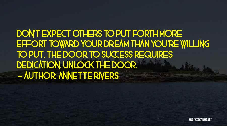 Annette Rivers Quotes 2154262
