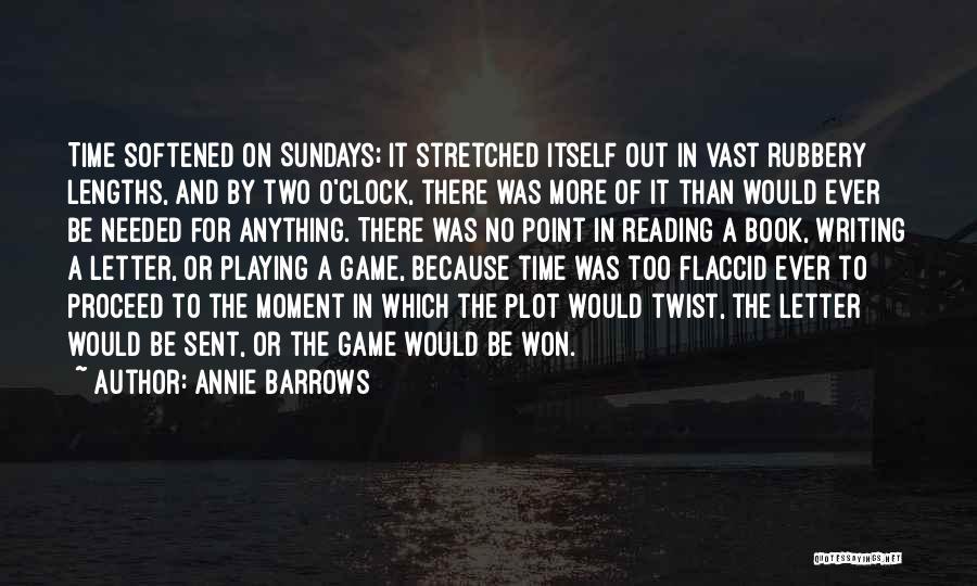 Annie Barrows Quotes 1180236