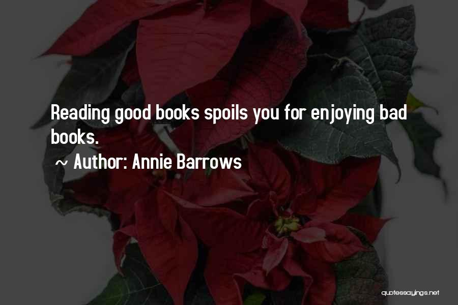 Annie Barrows Quotes 1211846