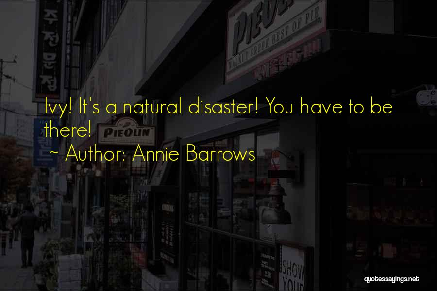 Annie Barrows Quotes 1229863