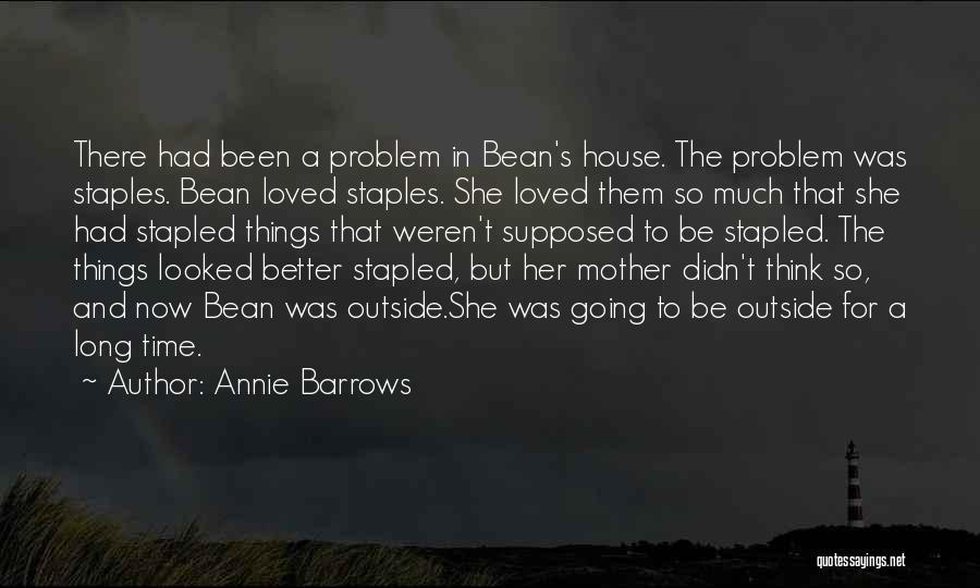 Annie Barrows Quotes 1321894