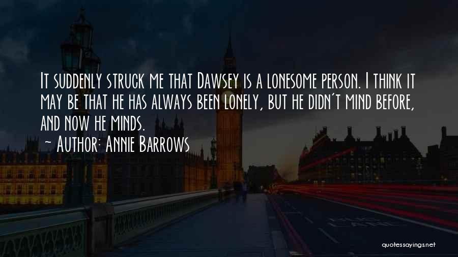 Annie Barrows Quotes 1871156