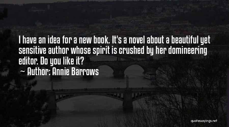 Annie Barrows Quotes 2137270