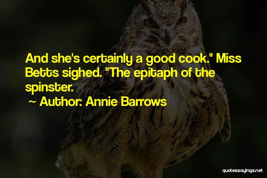 Annie Barrows Quotes 2175103