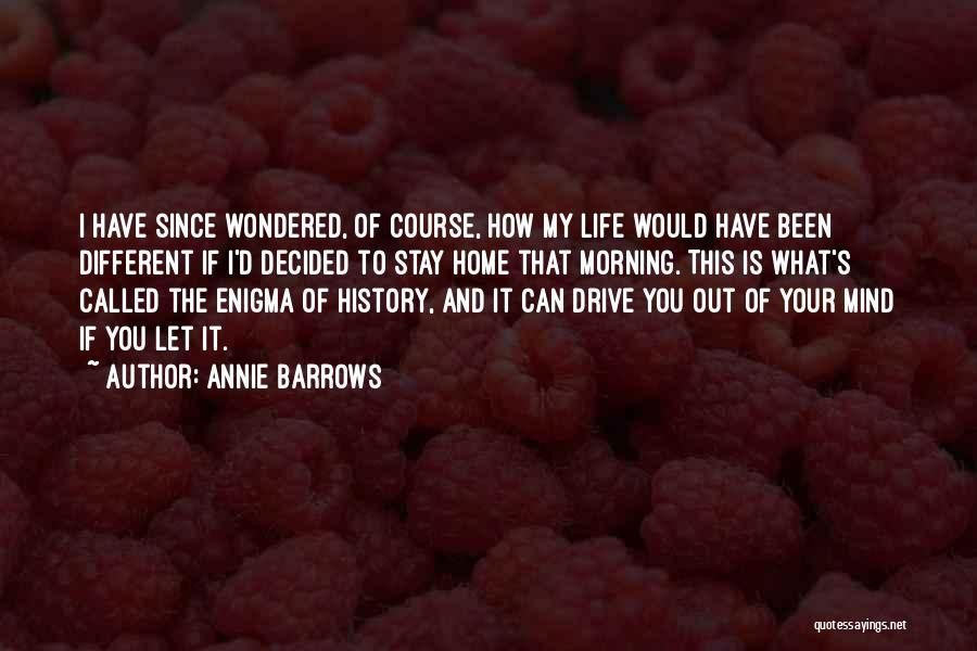 Annie Barrows Quotes 2235270