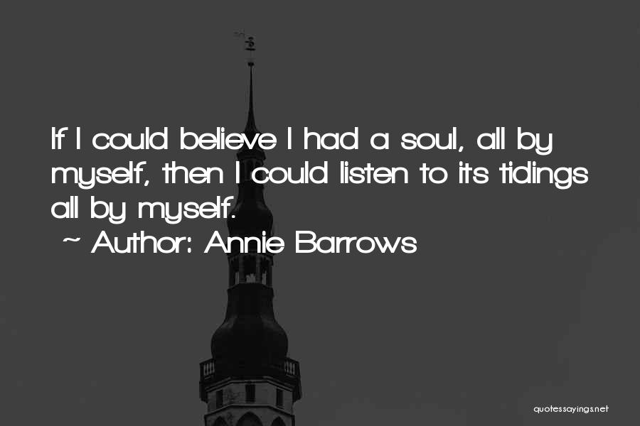 Annie Barrows Quotes 2269726