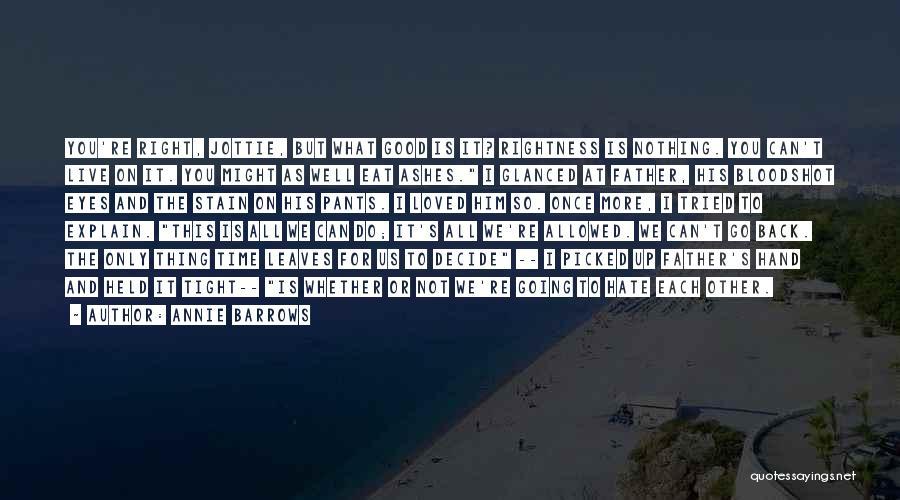 Annie Barrows Quotes 810934