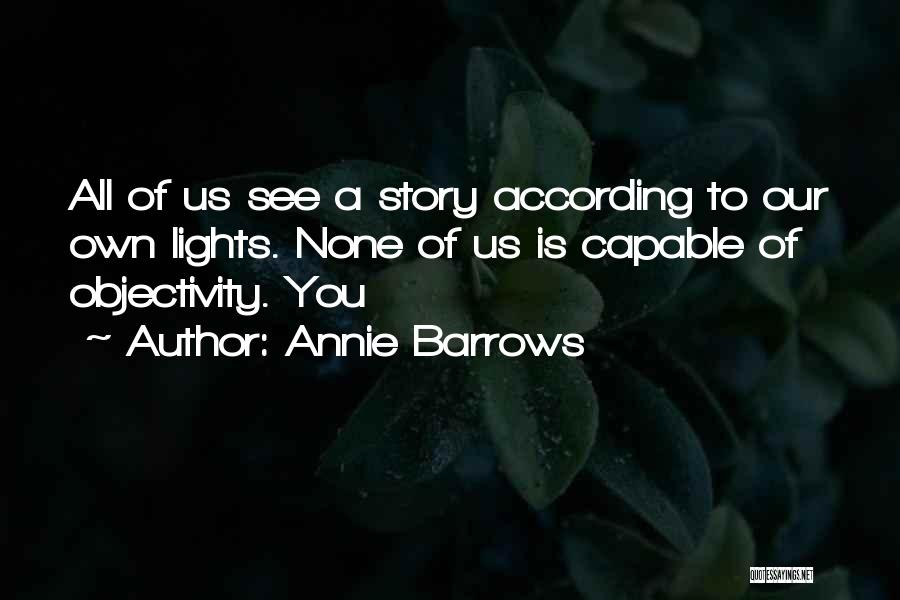 Annie Barrows Quotes 946816