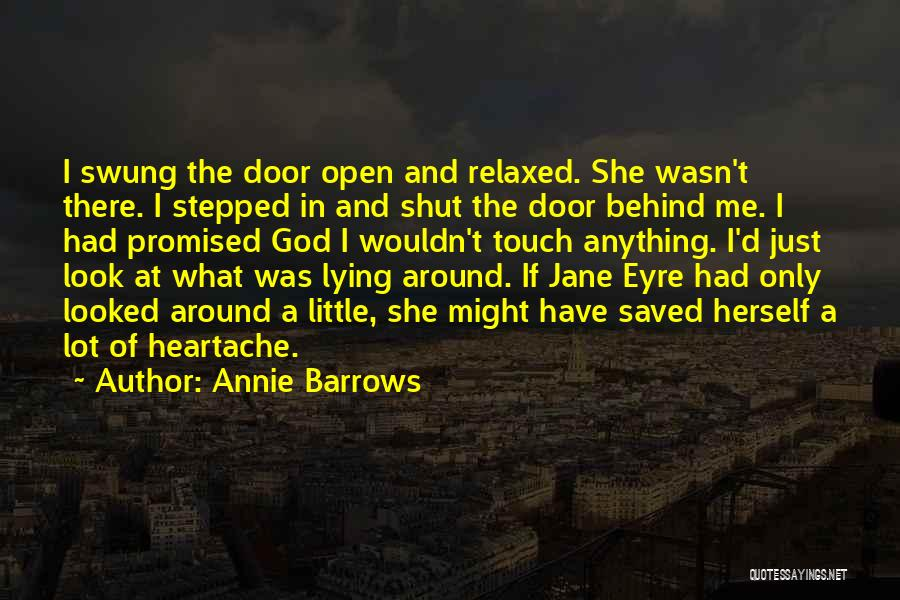 Annie Barrows Quotes 974143