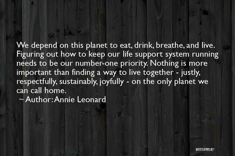 Annie Leonard Quotes 1089109
